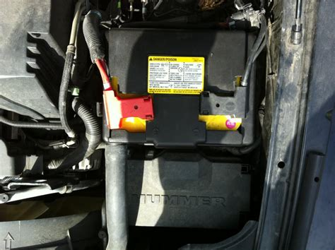 optima battery install hummer forums enthusiast forum