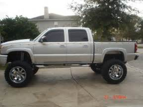 Lifted Chevrolet Silverado 2006 Chevrolet Silverado 1500 Crew Cab Lifted For Sale