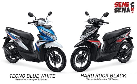 motor honda beat hard rock black harga honda beat esp review spesifikasi gambar mei