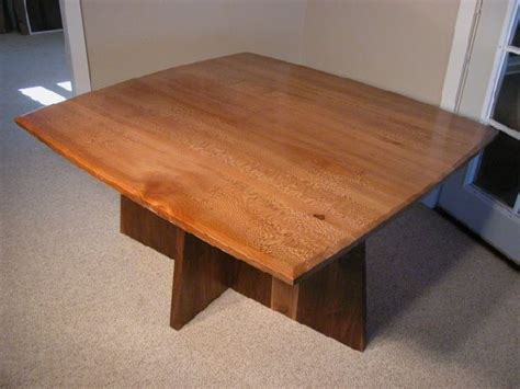 rustic custom made kitchen tables by dumond s custom