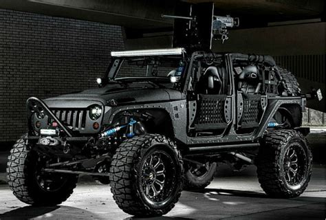 Car Modification Jeep by 10 Modified Jeep Wranglers That Redefine What Is