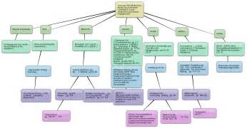 blank nursing concept map