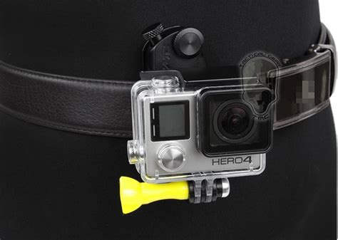 Baterai Gopro Hero3 Chdhe 301 Oem Berkualitas tmc mount adapter set for cap pro clip hr315