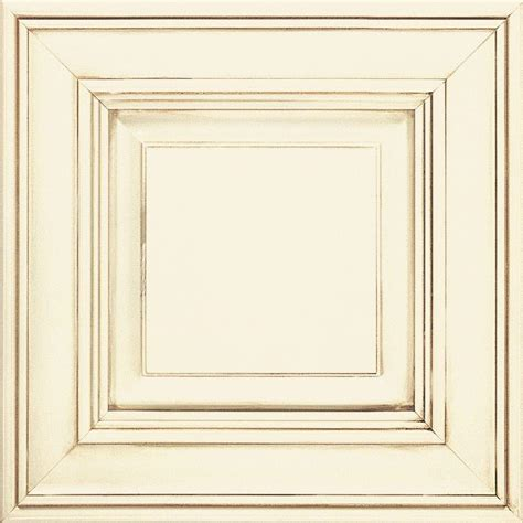 Thomasville Cabinet Doors Thomasville 14 5x14 5 In Cabinet Door Sle In Camden Cotton With Toasted Almond 772515380037
