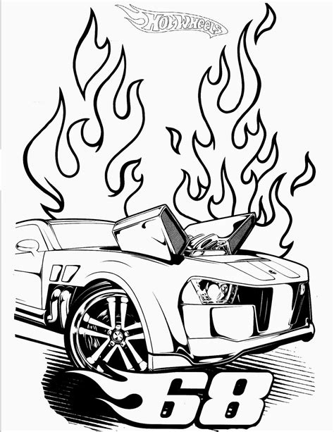 coloring pages team hot wheels hot wheels racing league hot wheels coloring pages set 3