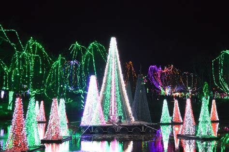 see the 2016 wildlights at the columbus zoo