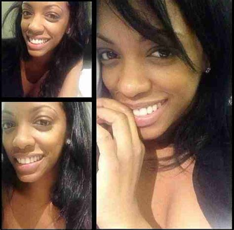 pictures of porsha stewart without weave porsha stewart snaps photos with no makeup on