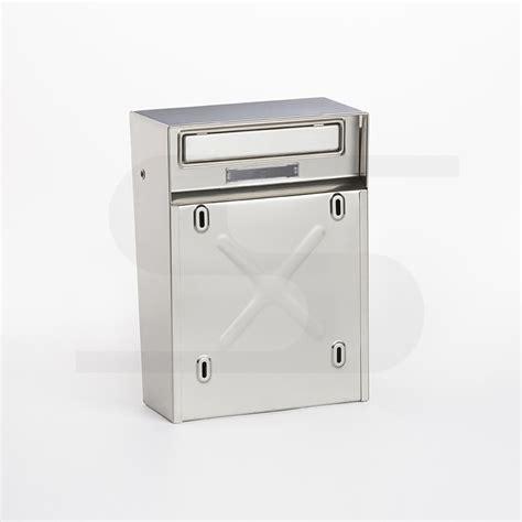 cassetta con cassetta postale singola per recinzioni silmec
