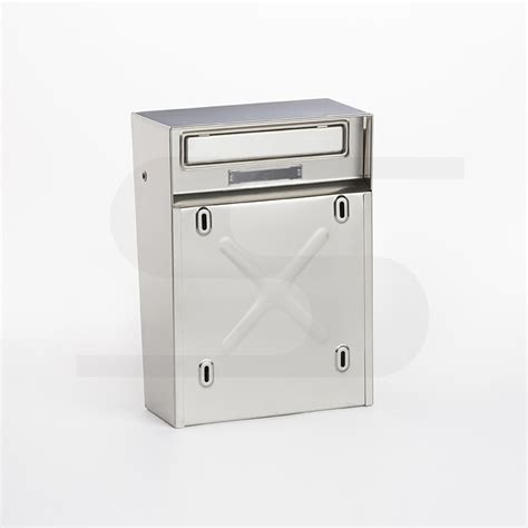 cassette per cassetta postale singola per recinzioni silmec