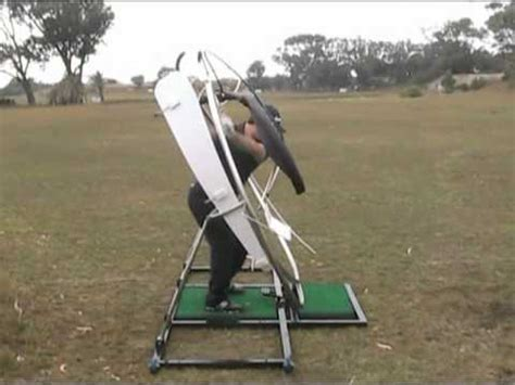 ultimate golf swing golf gruva ultimate golf swing training aid youtube