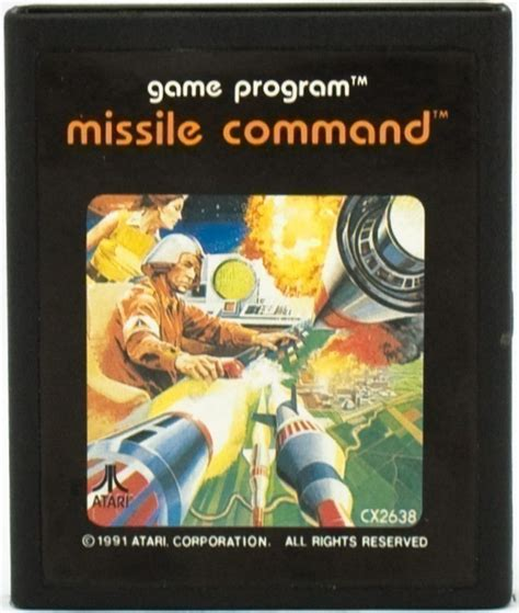 missile command the atari 2600 journal books atari 2600 missile command picturelabel v1 kaufen