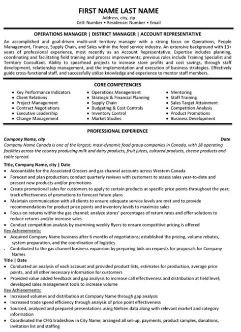Operations Consultant Sle Resume by Top Consulting Resume Templates Sles