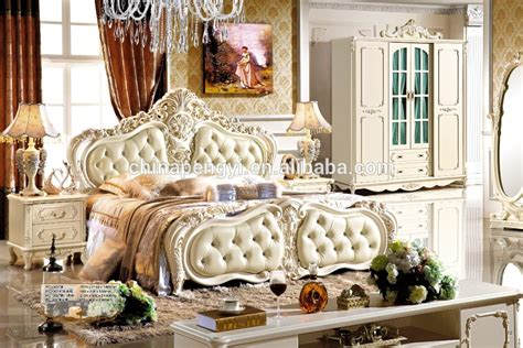 rococo bedroom furniture sets luxurious european rococo wooden bedroom set palace royal