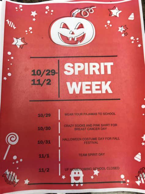 halloween  fall festival preschool calendar