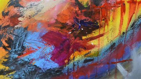 Batik Painting Abstrak Warna lukisan abstrak aditya libriawan