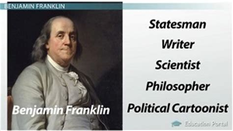 benjamin franklin biography questions benjamin franklin quotes and autobiography video