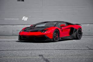 Lamborghini Recruitment Sr Lamborghini Aventador With Custom Paint And Awesome