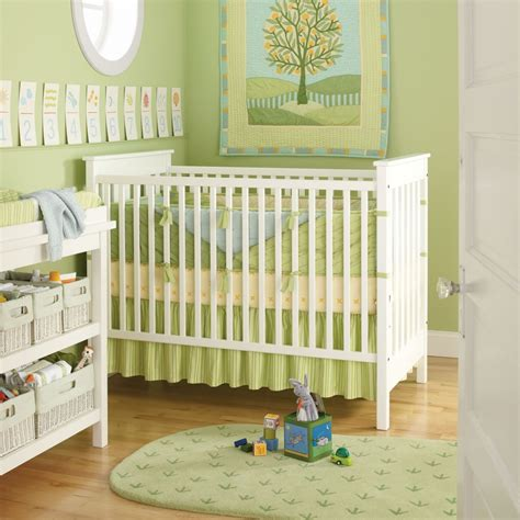 Baby Room Green Paint by Whimsical Wishes Nursery Ideas