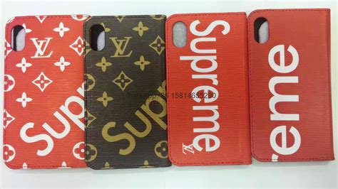Soft Louis Vuitton Lv Supreme Iphone 6 Plus 6s Plus Iphone 7 lv iphone products diytrade china manufacturers