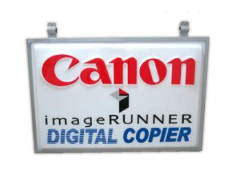 Neon Box Foto Besar 1 harga neon box fotocopy canon imagerunner terbaru mesin