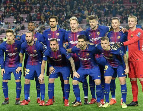 barcelona players barcelona player ratings against sporting lisbon fringe