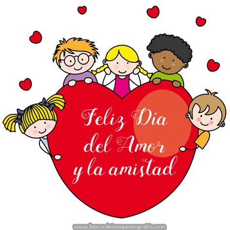 Imagenes Del Amor Y La Amistad Infantiles | banco de im 193 genes mensajes de amor y amistad en coraz 243 n