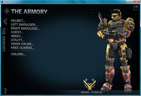 Halo Vanity by Vanity Halo Reach Player Armor Image Generator Code Escape