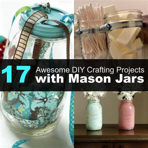 17 awesome diy crafting projects with jars