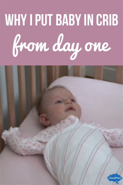 Getting Your Baby To Sleep In The Crib 95 How To Put A Newborn To Sleep In A Crib Baby Sleeping In A Crib 3 Year Child