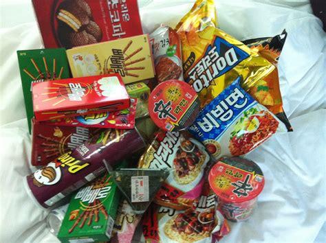 korean snacks koreabridge