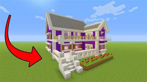 minecraft tutorial     suburban house
