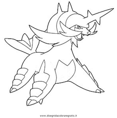 free coloring pages of serperior pokemon