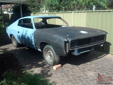 valiant chargers for sale valiant vh charger xl 1972