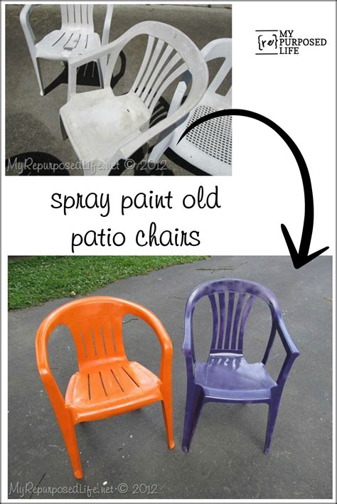 spray paint plastic chairs how to spray paint plastic chairs you those