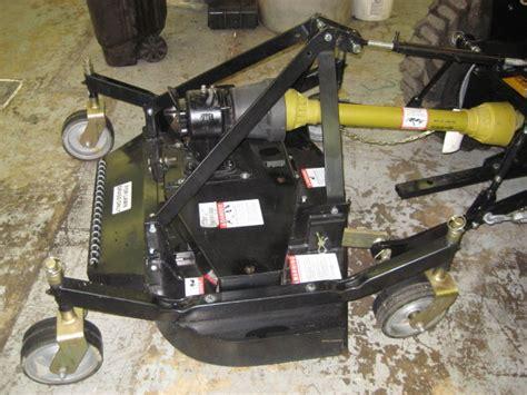 mahindra finish mower mower 48 inch finish mower keno tractors