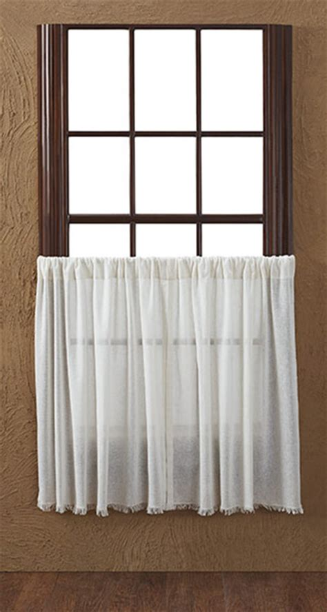 36 inch cafe curtains antique white tobacco cloth cafe curtains 36 inch the