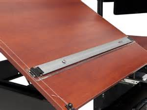 Drafting Tables With Parallel Bar Drafting Table Parallel Bar Parbar Versatables