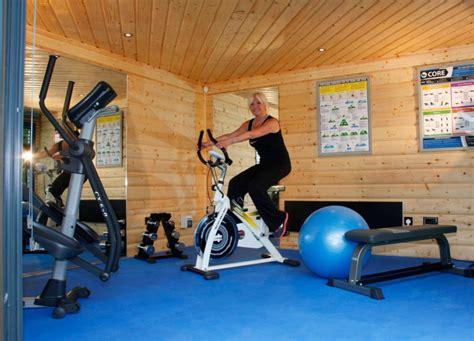 garden gyms log home yoga studio buildings norwegian log