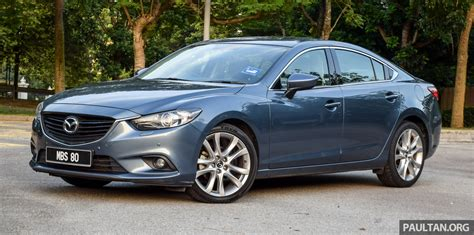 mazda diesel driven mazda 6 2 2l skyactiv d what to expect from the