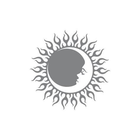 imagenes del sol y la luna y las estrellas vinilo sol y luna elvinilo es vinilos decorativos y