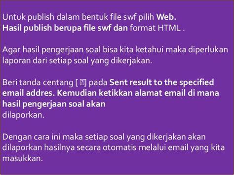 cara membuat website dengan html notepad cara membuat soal online di blog dengan wondershare