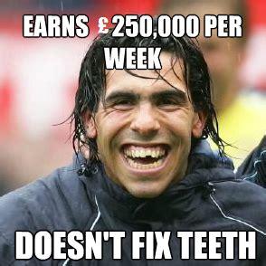 Big Teeth Meme - soccer memes
