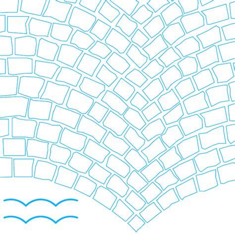 natursteinpflaster verlegemuster verlegemuster pflasterbel 228 ge bauwissen