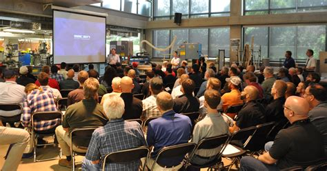 Shop Managers by Shop Managers Gather At Northwestern To Discuss Safety News Northwestern Engineering