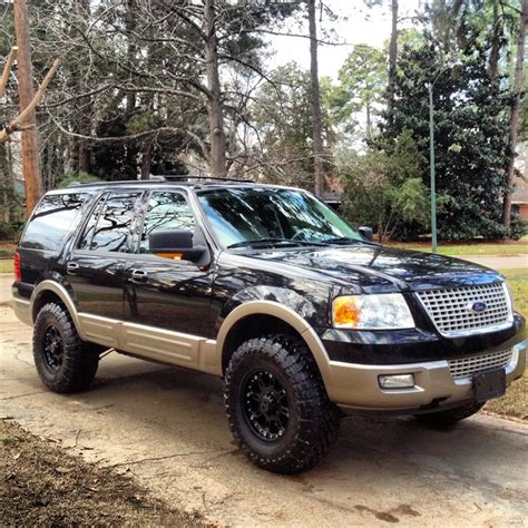 Expedition E6737 Gold N Black amonsour53 2003 ford expedition specs photos modification info at cardomain