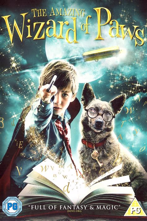the amazing wizard of paws 2015 posters the movie - 299545 The Amazing Wizard Of Paws