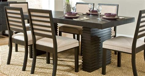 dining table espresso homelegance dining set espresso d2455dc 78