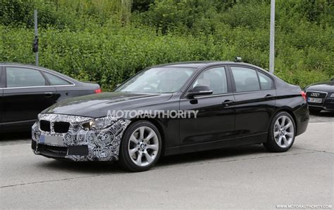 bmw 3 series facelift 2015 bmw 3 series to get minor facelift