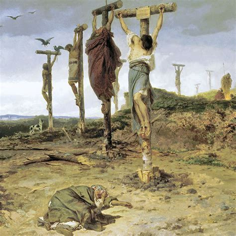 Crucifixion Letters
