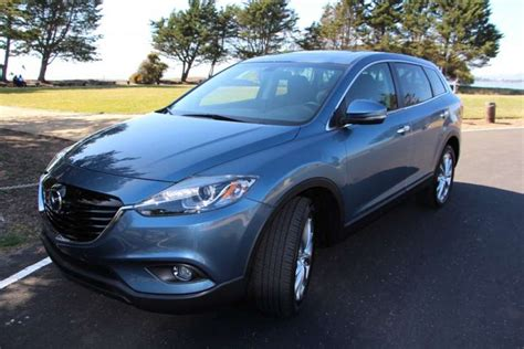 what company makes mazda the 2014 mazda cx 9 is the largest car the company makes
